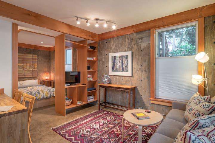 The Filbert - Garden Apartment in Inner SE PDX.