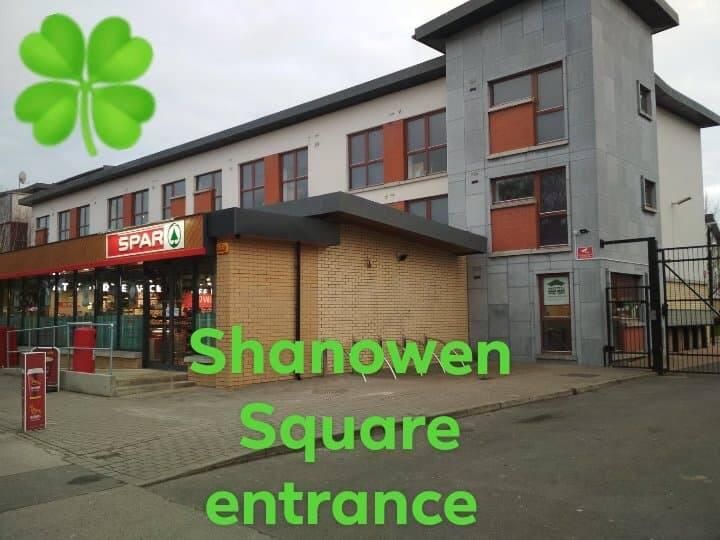 Apartment 73 Room 2 Shanowen Square (Twin Room)
