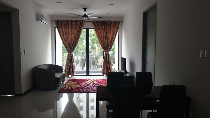 Butterworth New Condo 1km from Penang Sentral