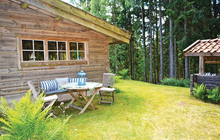 Holiday cottage with 2 bedrooms on 88 m² in Länghem