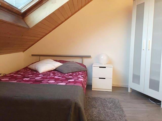 Sympathique chambre au centre ville de Morges - Morges - House