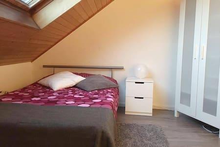 Sympathique chambre au centre ville de Morges - Morges - Σπίτι