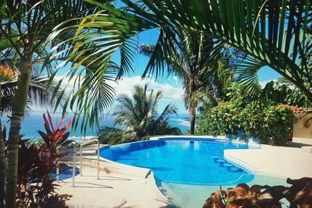 Incredible Ocean Views - Casa Ariba (Mal Pais) - Malpais - Hus