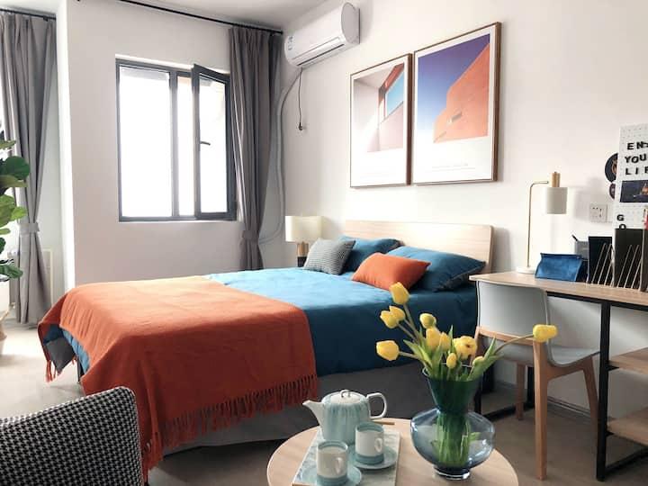 月租公寓  免费公区 拎包入住 价格优惠