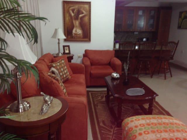 Full furnish apartment in Naco