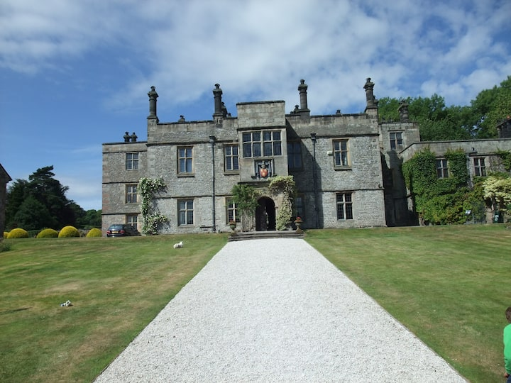 North Wing, Tissington Hall