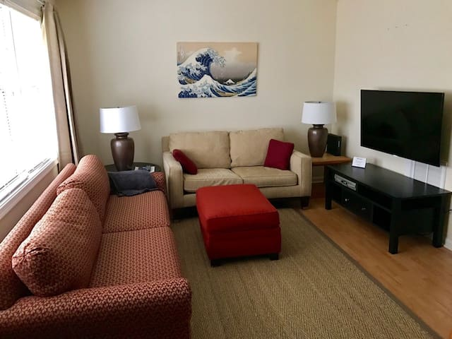 1BR Apartment in Downtown Durham w/ Pool - Durham - Lägenhet