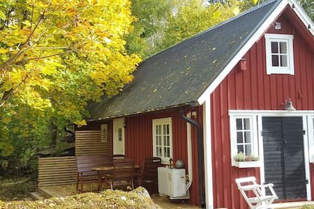 Ringsholm, guest house with sauna, 6 km to Åsnen