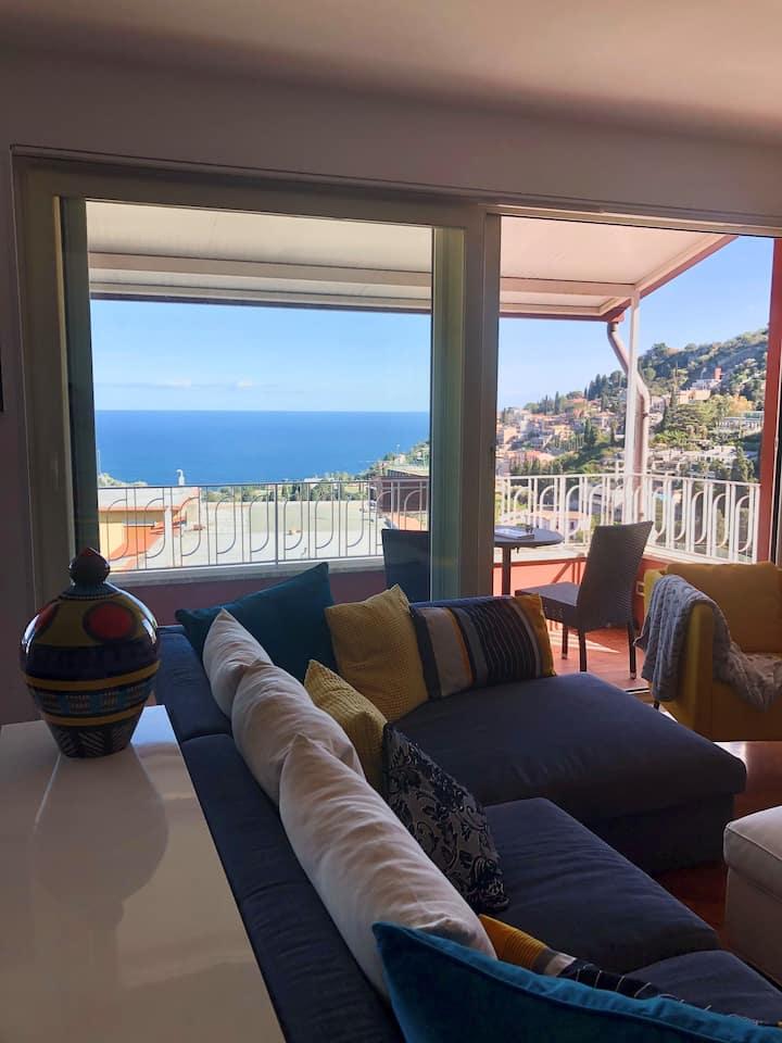 Taonasi NATALE Apartment Taormina