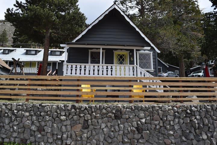 June Lake Pines Cabin 5