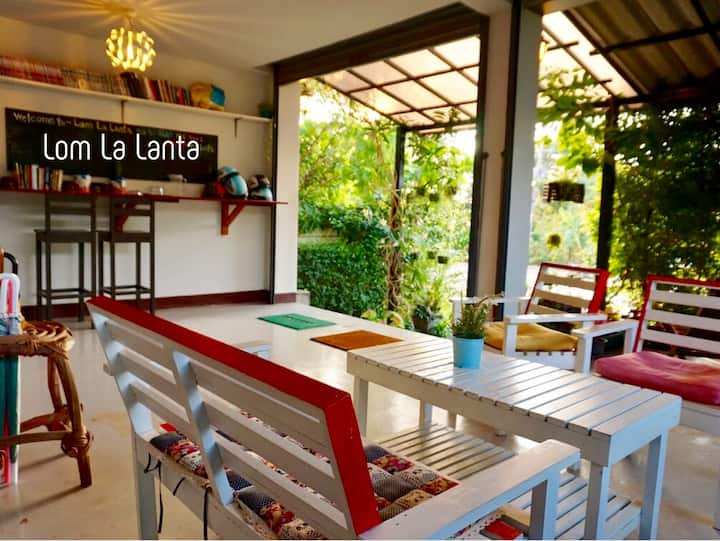 Lom La Lanta ~ Bed & Breakfast + Wifi