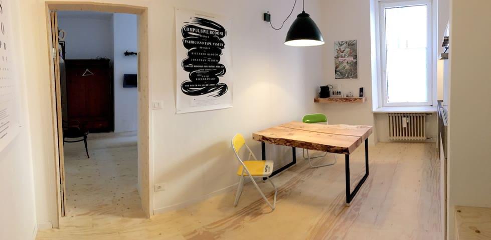12VilleHome - Charmy Design Flat - Bolzano - Apartment