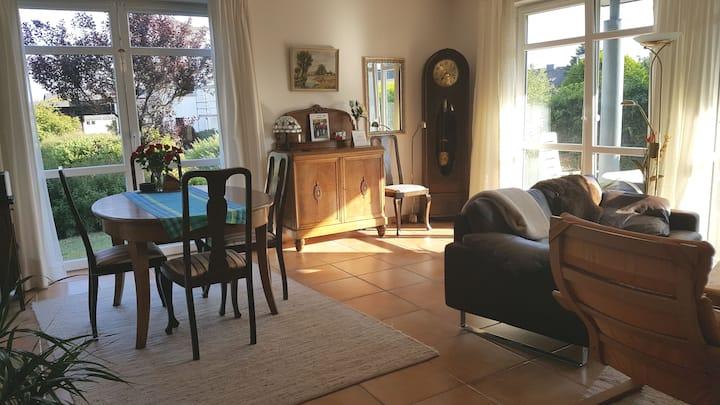 Zimmer in gemütlicher Wohnung im Vorderhunsrück