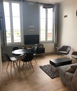Appartement Honfleur centre, Vue Pont De Normandie