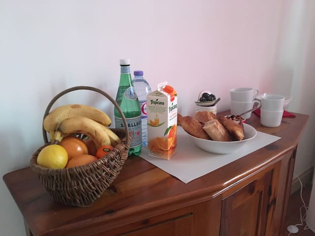 Le Nid - Chambre familiale 4 pers - Auxerre - Bed & Breakfast
