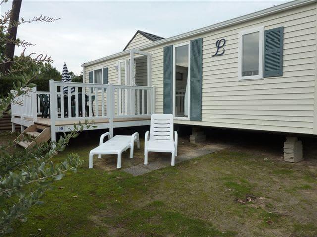 Cottage Grand Confort 3 chambres TV Terrasse bois