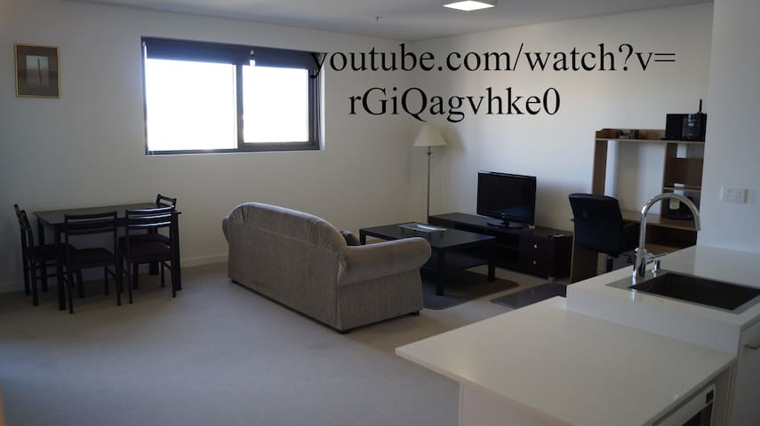 New apartment, Westfield Belconnen