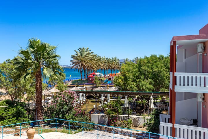 Seaview Complex up to the sea in Agia Marina - Chania - Apartment