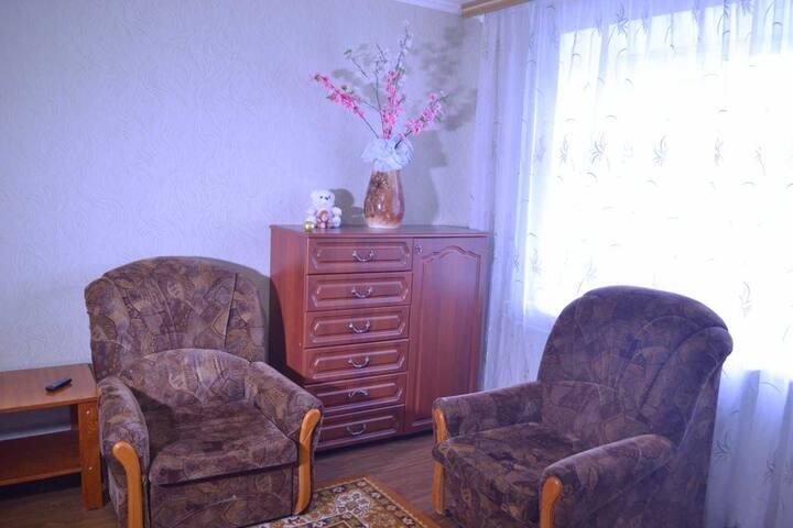 Квартира в новостройке на Анникова