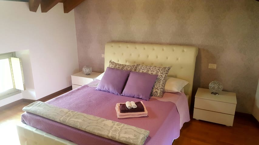 Donizetti suite private toilet - Bergamo - Loft