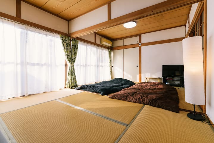 Saga city nabeshima☆2 or more people☆free Wi-Fi - Saga-shi - House