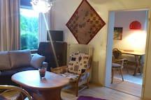 Kuscheliges Appartement im Grünen