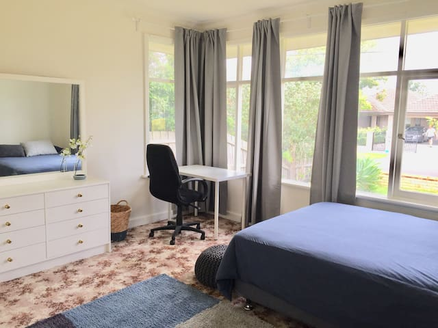 Lovely large room available.