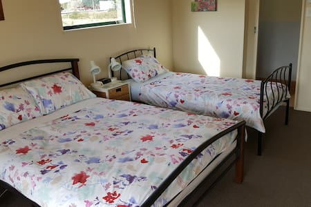 Bahara Accommodation (Double/Single)