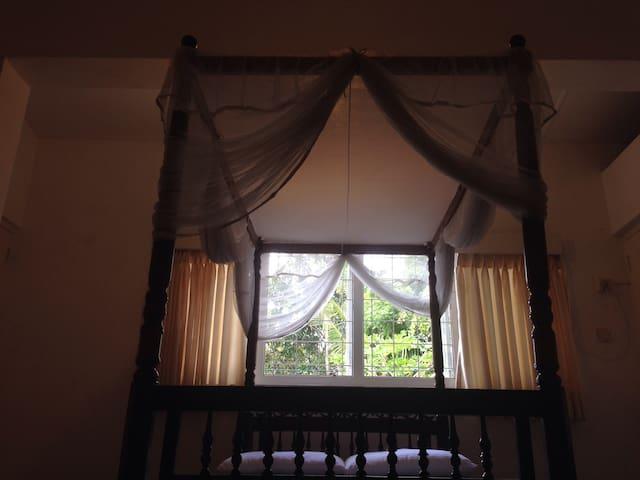 Ivy Nook - Jasmine room - Nugegoda - Huis