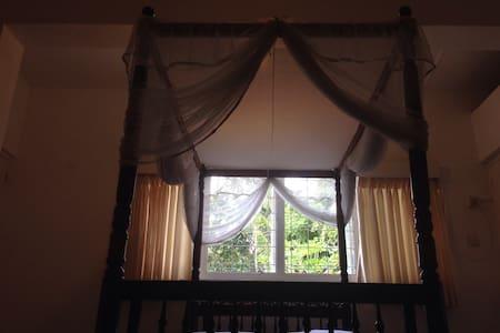 Ivy Nook - Jasmine room - Nugegoda - Hus