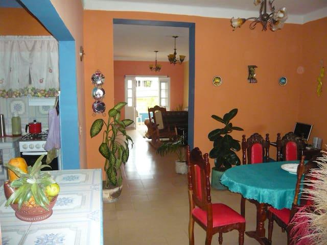 Hostal El Balcón. Su casa en Cuba, Holguin, Cuba. - Holguín - Apartment