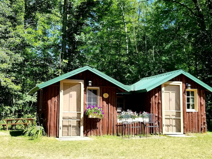 TINY CABIN  Dog Friendly, near hiking trails