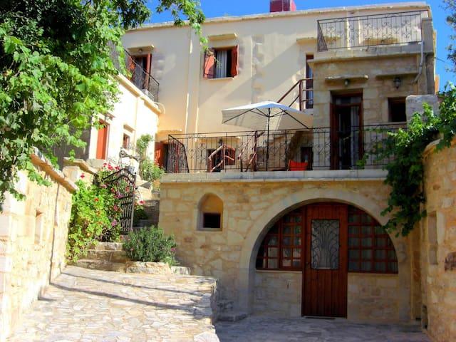 Patriko Residence (Eftychia) - Βαφές - Huis