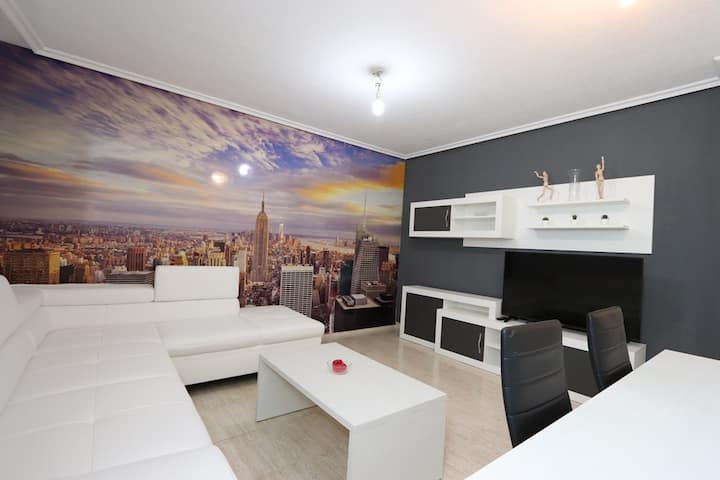 "Apartamento ""DUQUES DE BÉJAR"""