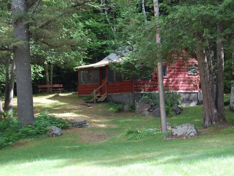 The Cabin at Ordway Pond