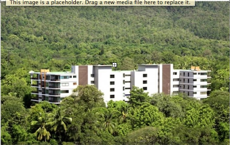 Luxury travel comfort Among the forest - Chang Phueak - Condominio