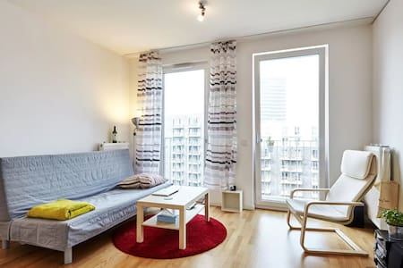 Great, bright & new in Mitte/Kreuz. - Berlin - Apartment