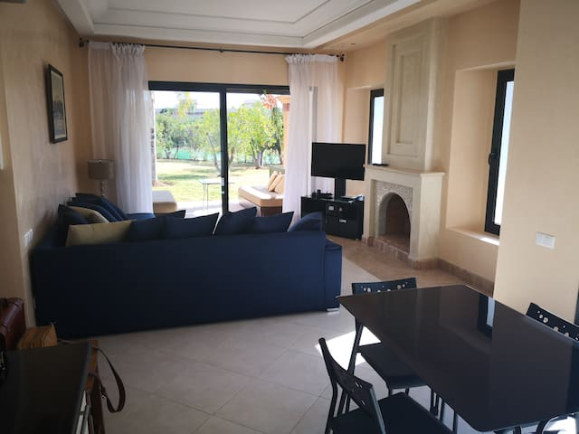 Villa de 80m2 à l' Orangeraie à 25 minutes Agadir