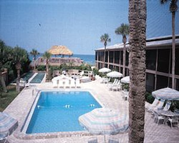 Sea Oats Beach Resort 2BR Condo