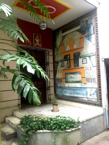 One bedroom | Homestay | Salt lake, Sector 3 - Kalkuta