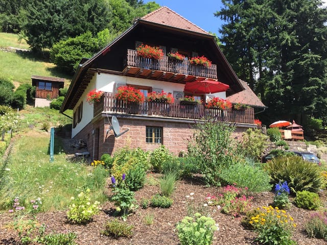 Beautiful 5 bdrm Black Forest house - Ottenhöfen im Schwarzwald - Hus