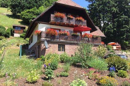 Wunderschönes Schwarzwaldhaus - Ottenhöfen im Schwarzwald - บ้าน