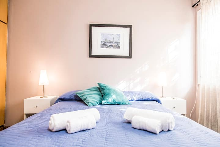 Warm, Inviting Apartment in the heart of Mendoza.
