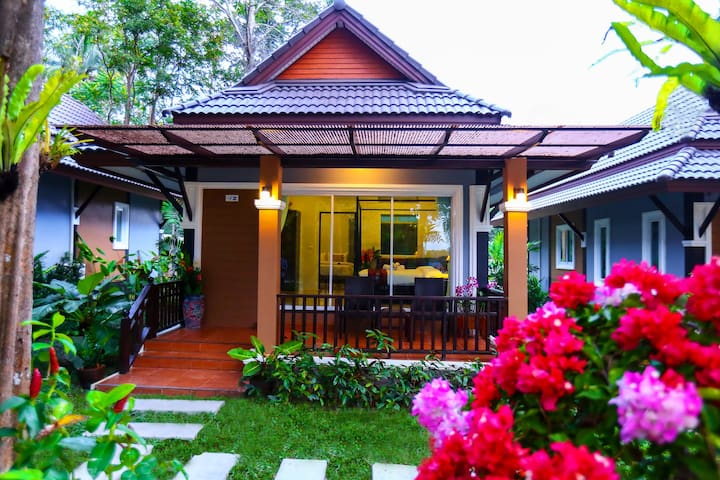 2 Bedroom Villa, Phutara Lanta Resort - Krabi - Vila