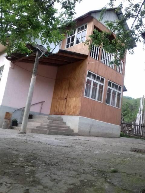 Guesthouse TANSULUU  in Arkit,Sary-Chelek Lake
