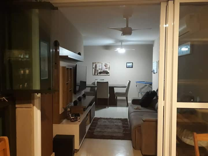 Modern triple Room near the beach.  BnB + English