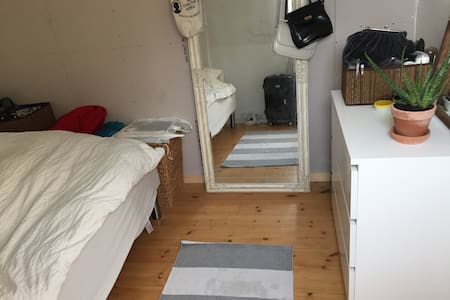 Live in the city center! Room in shared apartment - Copenhaga