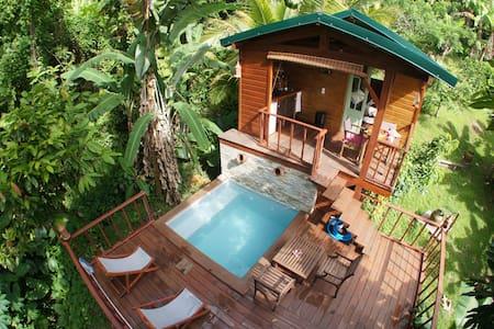 Coco Lodge - Rivière-Pilote - Hus