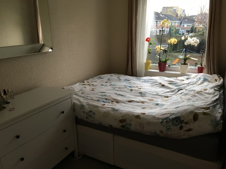Cosy double bedroom available in Putney