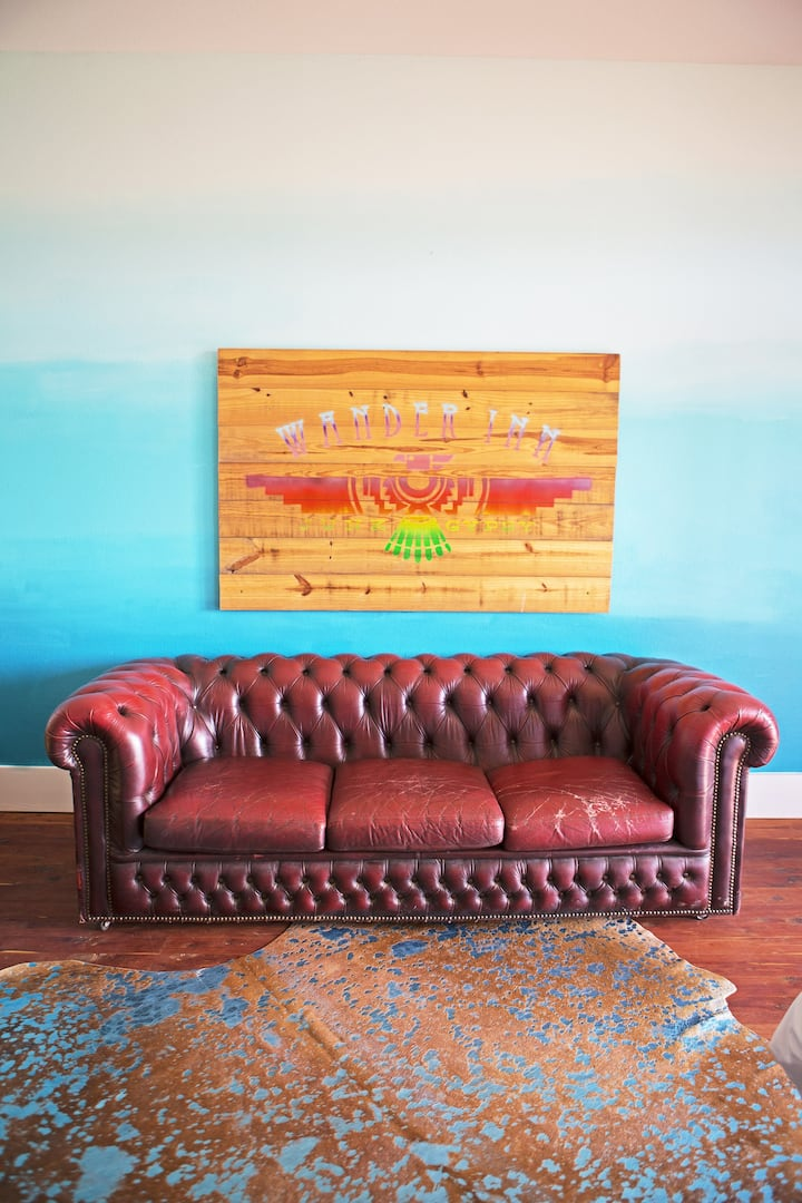 Junk Gypsy Wander Inn- The Bandita Room